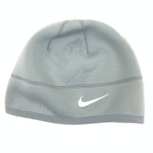Nike Therma Fit Grey Beanie Hat OS